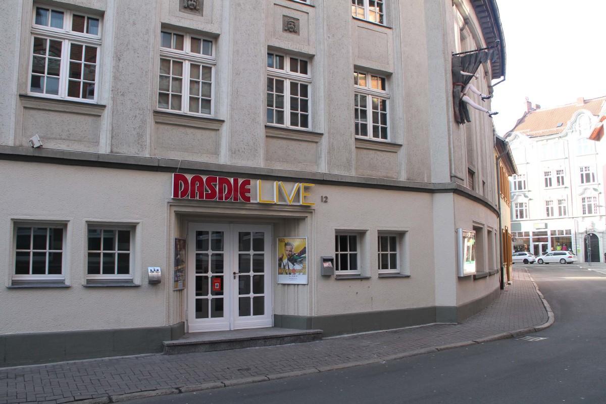 DASDIE LIVE - Erfurt