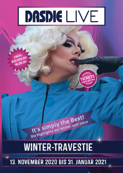 Winter-Travestie