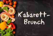 Kabarett - Brunch