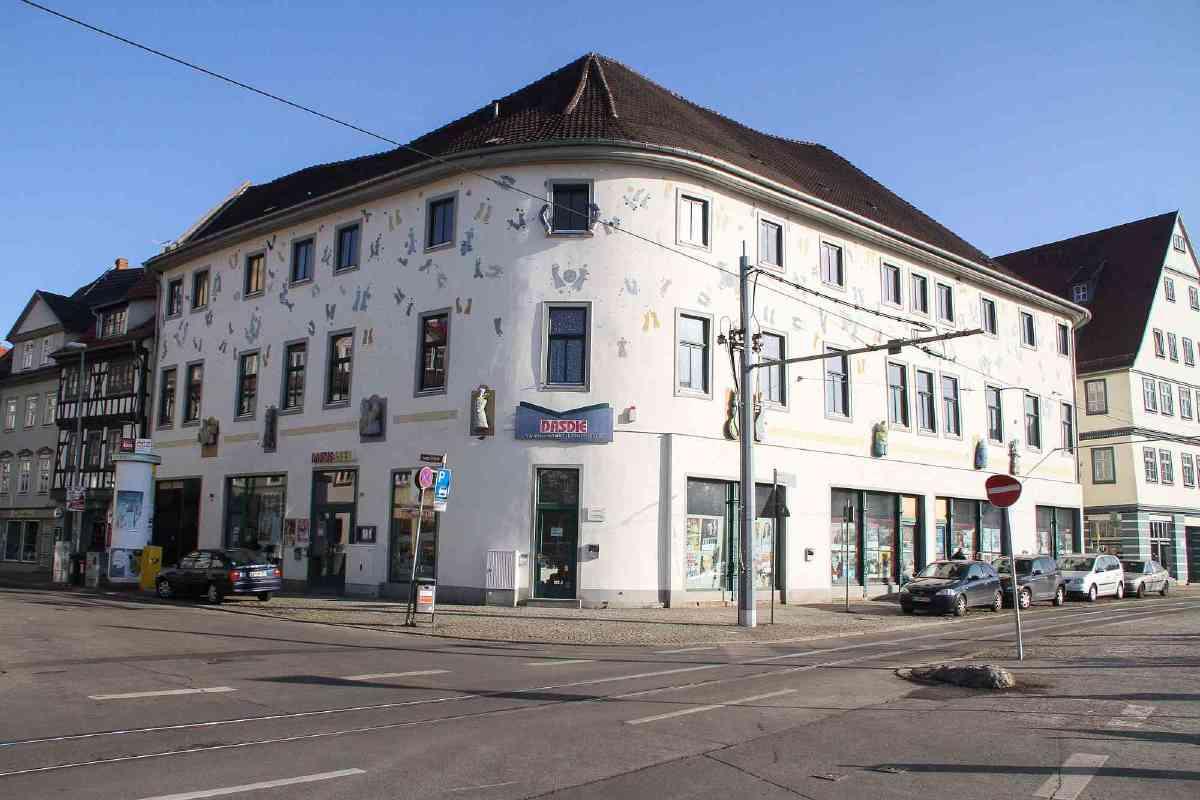 DASDIE BRETTL - Erfurt