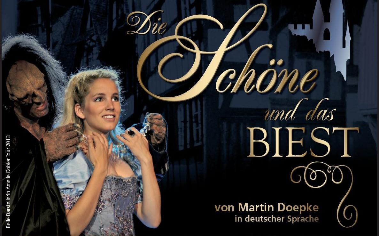 Die Schöne Und Das Biest In Der Alten Oper Erfurt