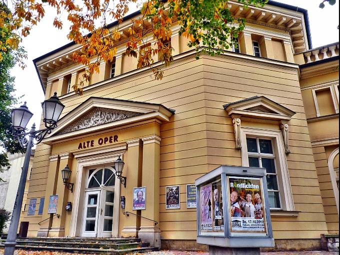 Alte Oper Erfurt Veranstaltungen 2021